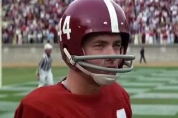 Forrest Gump at Alabama