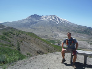 Devestation of Mt St Helens