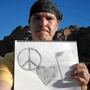 peace love america